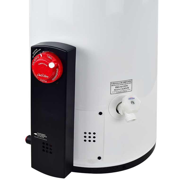 10L CO-Z 10L Calentador de Agua de Gas LPG Montado en la Pared Calentador de Gas sin Tanque Calentador de Agua Instant/áneo a Gas Licuado de Ptroleo Autom/ático